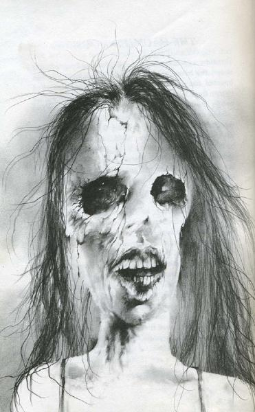 Art by Stephen Gammell